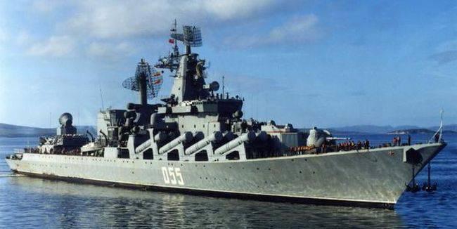 Тихоокеанский флот усилят крейсером