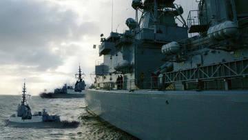 नाटो के सैनिक काला सागर में अपनी उपस्थिति बढ़ा रहे हैं