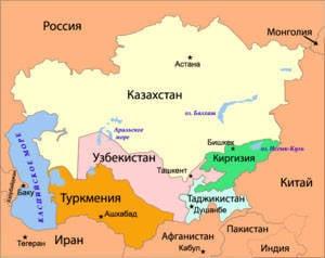 क्या रूस को मध्य एशिया की जरूरत है?