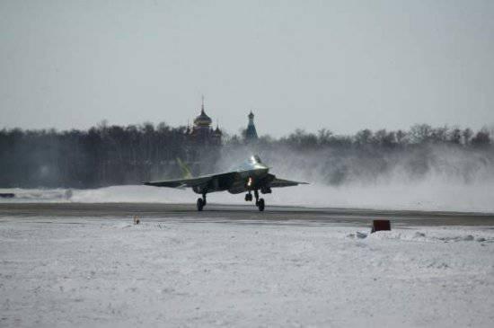 Полет второго Т-50 прошел успешно