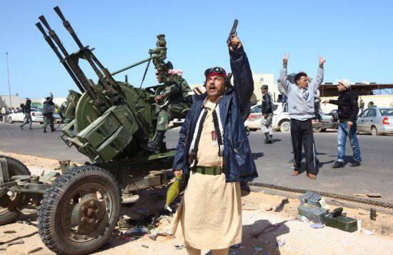 Ливия, фоторасследование