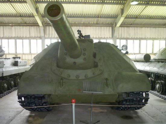 ИСУ-152 образца 1945 года (Объект 704)