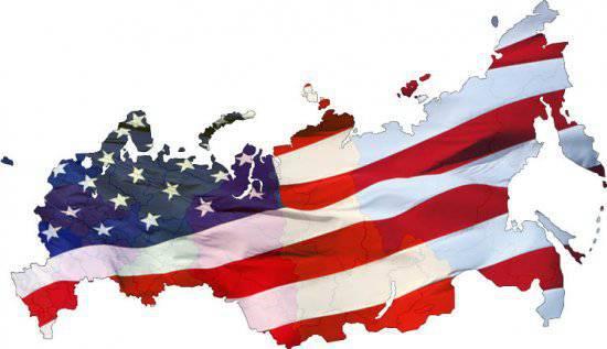 Россия – 51 штат Америки