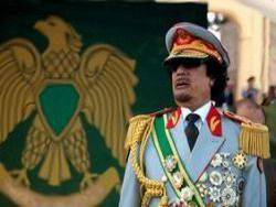 Gaddafi suppressed the officer coup in Tripoli
