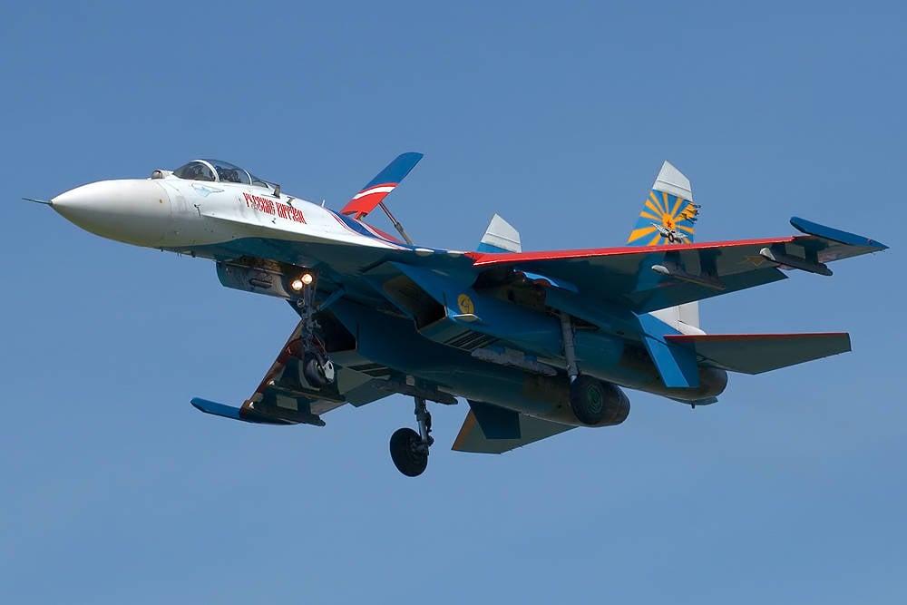 从战后时期俄罗斯自己的飞机名称的历史