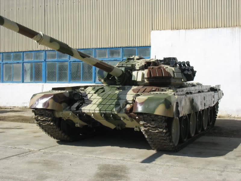 Etiyopya daha fazla 200 Ukraynalı tankı satın aldı