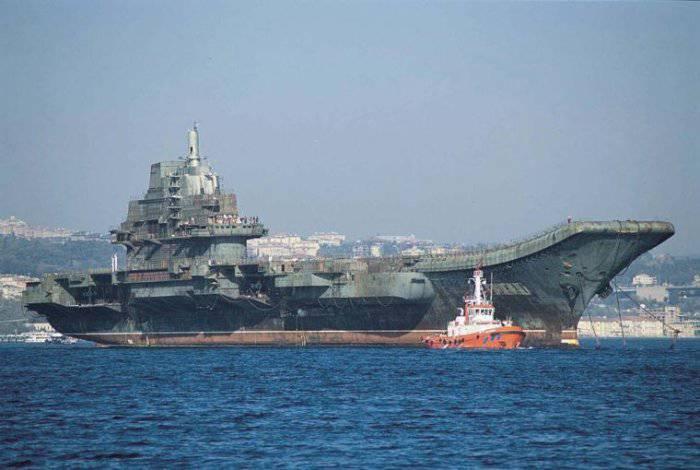 Varyag巡洋艦は中国の空母になりますか?