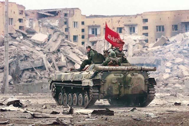 Штурм Грозного, 1999 год