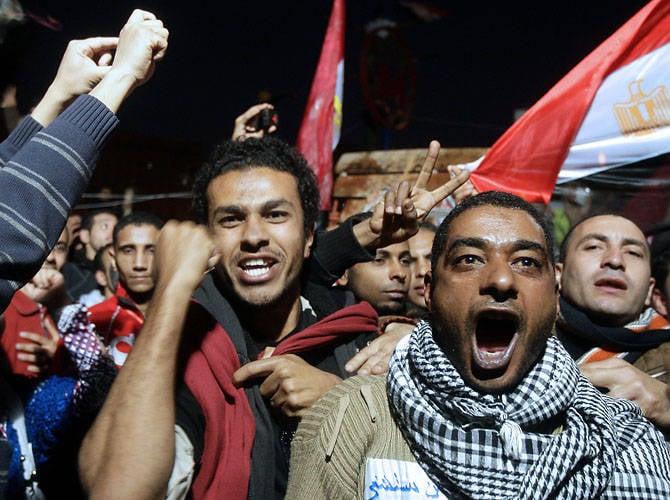 列昂尼德伊瓦绍夫:北非的地缘政治局势