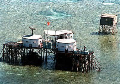 Spratly Adaları - Güneydoğu Asya'da olası bir askeri çatışma bölgesi