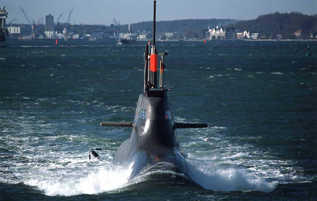 самые передовые подводные лодки