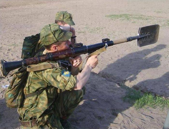 Российская армия это уже другая армия