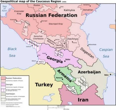 Что делать с Северным Кавказом? (Опрос)