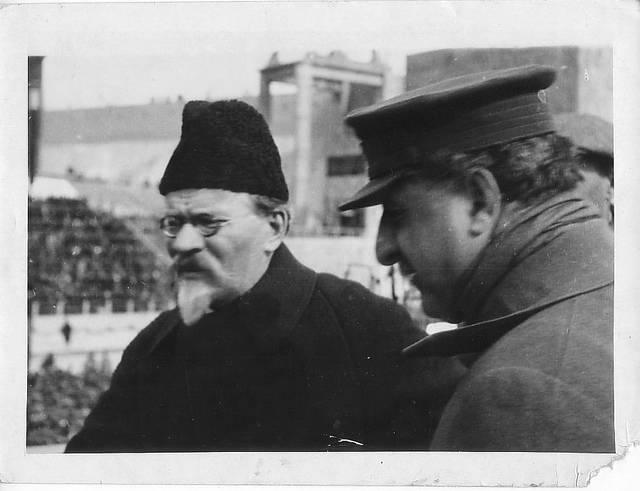 СССР начала 1930-х как открытая миру страна