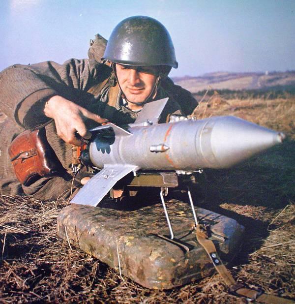 Baby - Panzerabwehr-Raketensystem