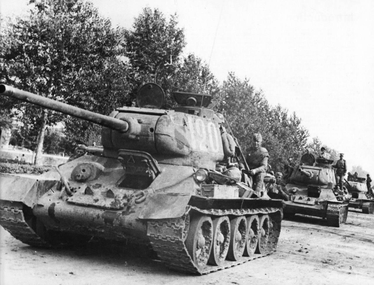 Новый премиумный танк СССР Т-34-85М :: Wot Journal - Мир танкистов