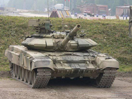 ...раскритиковал ВПК и танк Т-90 в частности.