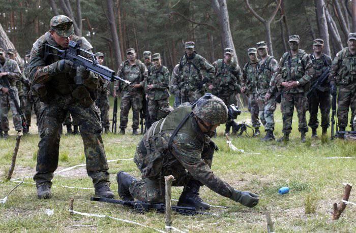 Как в НАТО набирают в спецназ