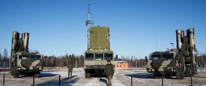 Россия без воздушно-космической обороны