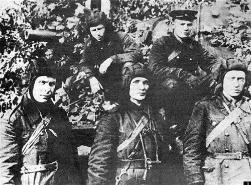Pétrolier soviétique, surpassé Wittman
