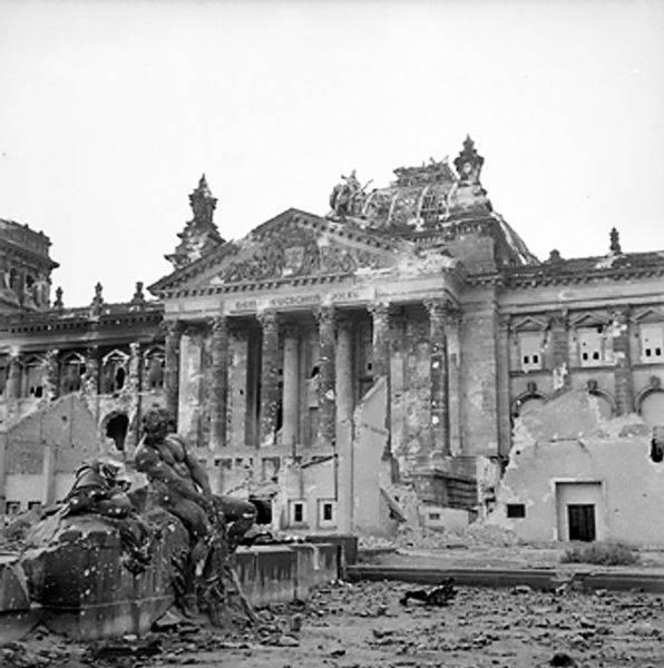 Reichstag hakkında mitler