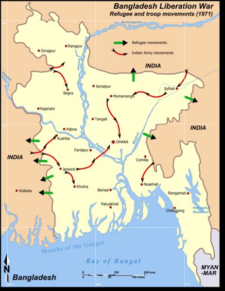Исламабад против Дели