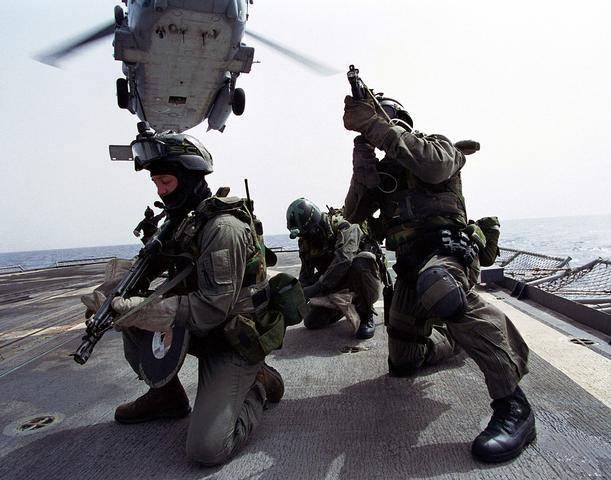 Гроза террористов, спецслужбы мира