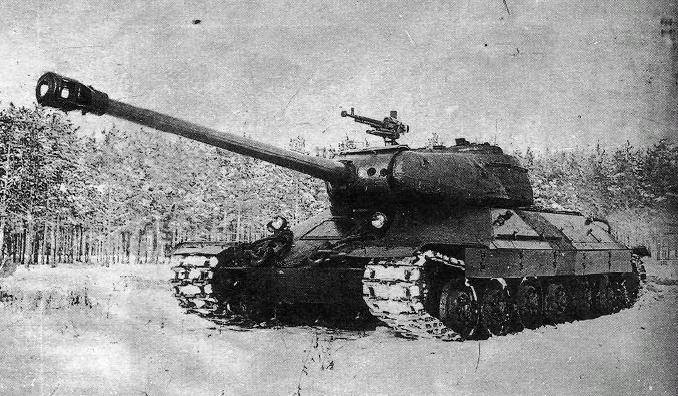 Heavy tank IC-6