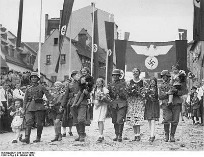 Мир на пути ко второй мировой войне