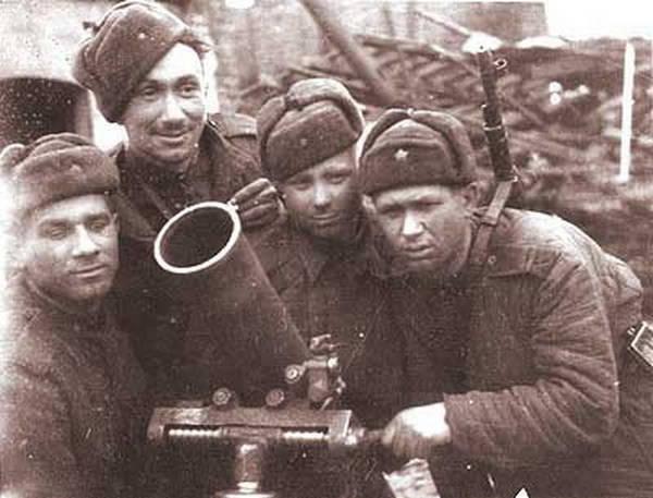 """Fedya de la """"Operación Y"""" fue un as de combate cuerpo a cuerpo. Y un caballero de dos órdenes de gloria ..."""