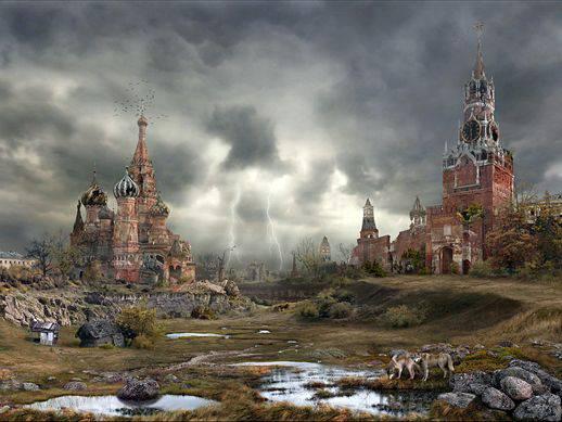 मॉर्गेंटॉ योजना और आधुनिक रूस