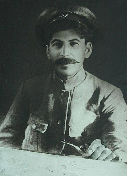 Le phénomène de Staline