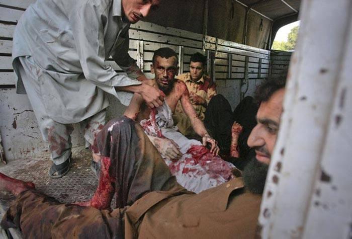 """Pakistanlı Taliban bin Ladin'in """"eziyeti"""" için intikam aldı"""