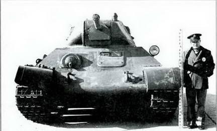 ABD'deki Aberdeen Proving Ground'da T-34 ve KV'yi test edin. 1942 yılı
