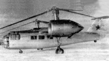 SSCB'de helikopter kökenleri - başarılar ve trajediler