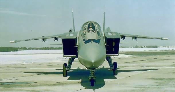 Yak-141 (Freestyle). Corrida Vertical