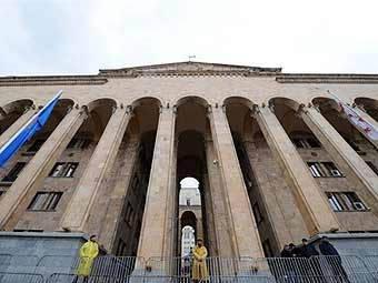 """格鲁吉亚希望""""炸毁""""俄罗斯高加索地区"""