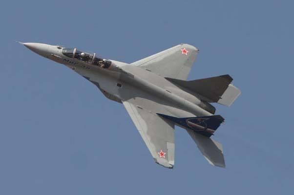 인도가 MiG-35없이 떠난다면, 누가 운이 좋았는지 아직 알 수 없습니다.