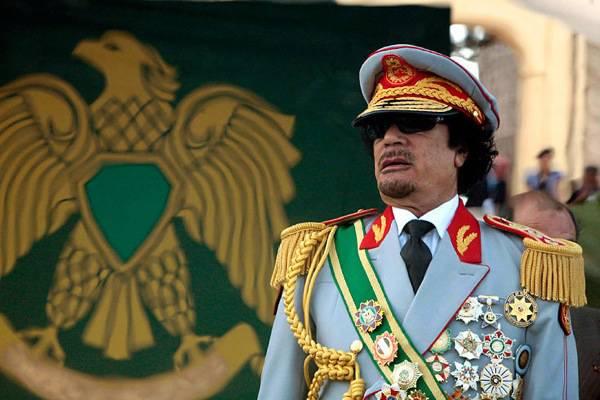 Uluslararası Ceza Mahkemesi, Moammar Kaddafi için tutuklama emri çıkardı