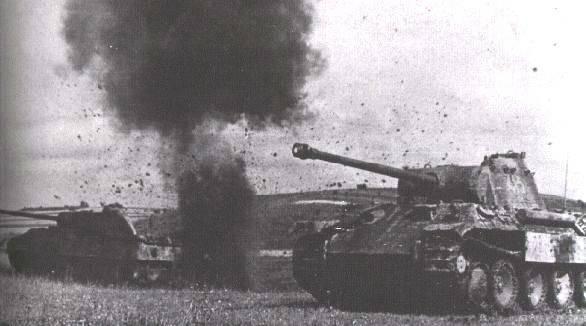 """""""Réservoirs miracles"""" de la Wehrmacht"""