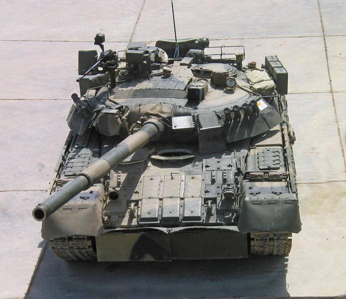 Un char russe en voie de disparition?