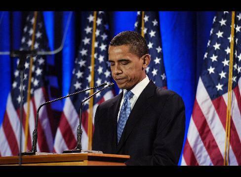 """Le président des États-Unis publiera un plan de soutien financier pour le """"changement démocratique"""" à l'Est"""