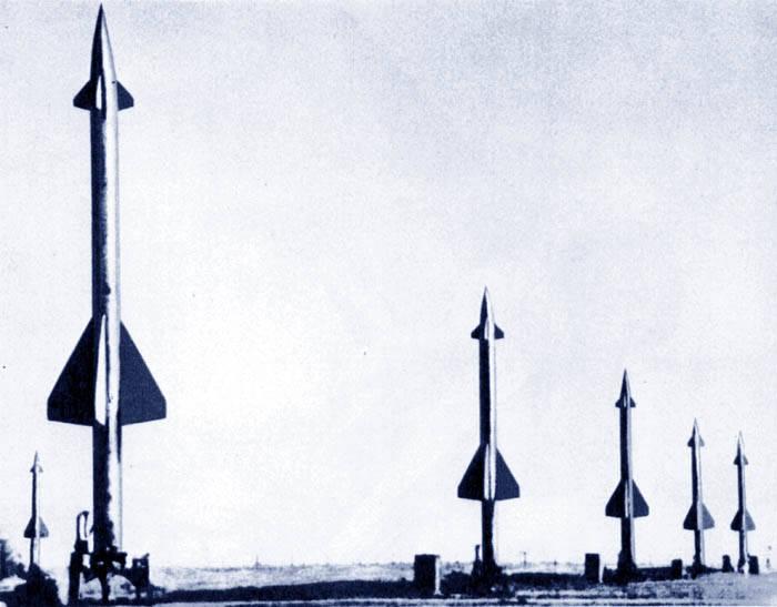 "1000 bersaglia in una salva C-25 (""BERKUT"") (Gilda SA-1)"