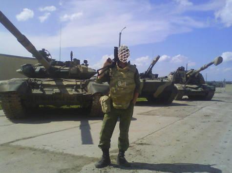 士兵应征入伍者在高加索死亡,他们根本不应该在那里