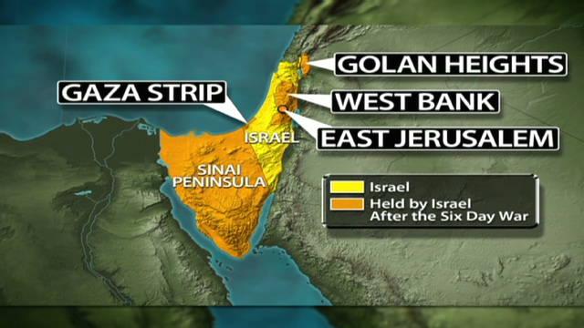 Obama vs Israël et la Syrie