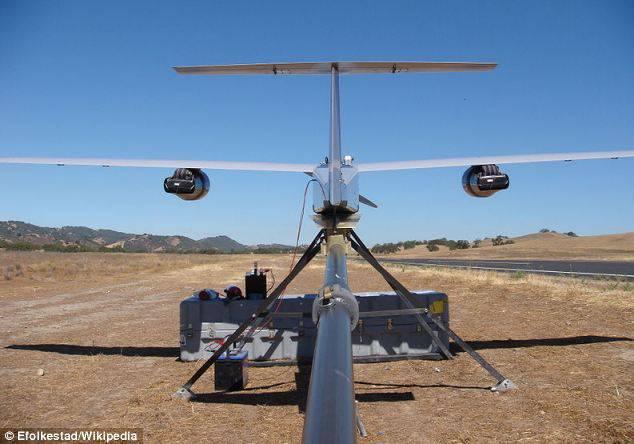 新型无人机T-20,世界上最小的武器装备