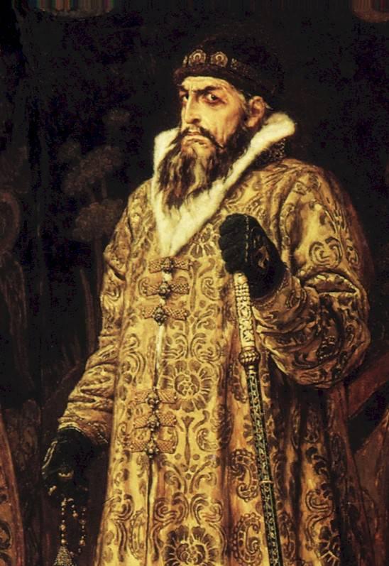सार्वभौम इवान द टेरिबल: साम्राज्य की बहाली