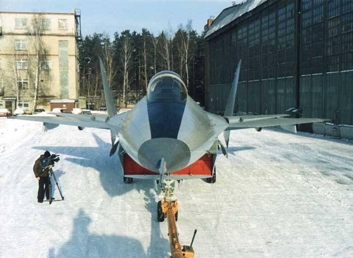 ミグMFI  - 実験的な戦闘機
