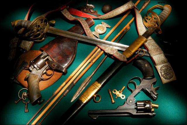 Vladikavkaz:收集时尚武器
