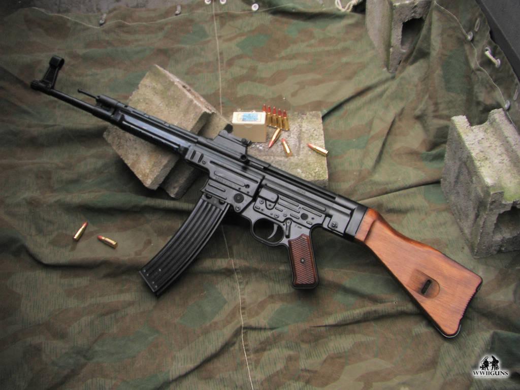 История первой штурмовой винтовки